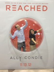 Ally Condie Scott Condie Reached Bubble BEA