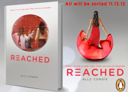 Matched Crossed Reached Cover Photo op BEA