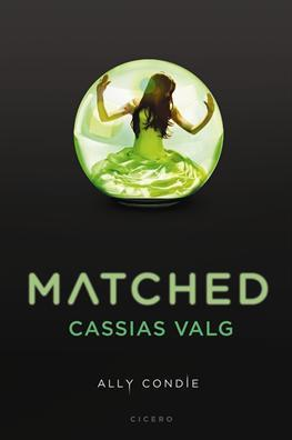 Matched Ally Condie International Cover Denmark