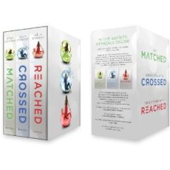 Matched Trilogy Box Set Ally Condie