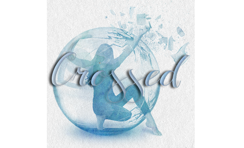 Crossed Matched book graphic holidayhaloway