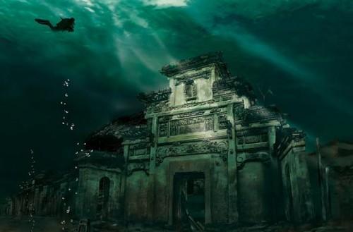 Shi Cheng, China, photo by Chinese National Geography.
